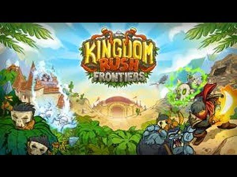 Kingdom Rush: Frontiers Приложение Инди / БАШЕНКИ!!!)