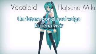 Video Hatsune Miku - Bad Apple (Español) download MP3, 3GP, MP4, WEBM, AVI, FLV Juli 2018