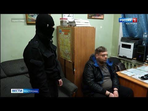 В Костромской области изъяли крупнейшую партию наркотиков в этом году