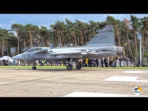 Saab JAS39 Gripen | Swedish Air Force | Kleine Brogel (EBBL)