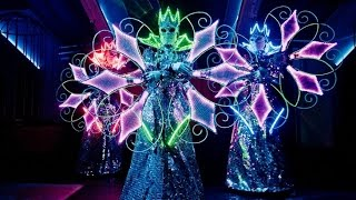 Laser and Pixel Dance Matrix Act Available in Delhi, India