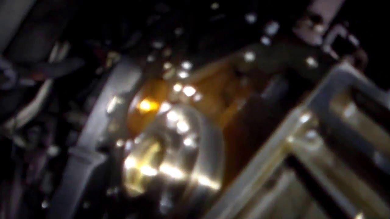 2002 v8 5.3 suburban rear oil leak repair - YouTube