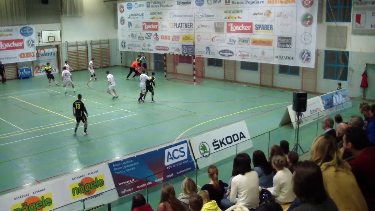 Serie A1M [Play-Off 3^]: Bozen-Cingoli 45-31