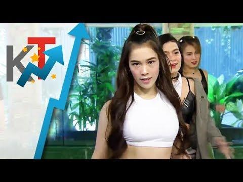 Ate Girl Jackque sumayaw ng 'Oh Nanana' sa Umagang Kay Ganda! 💃💃