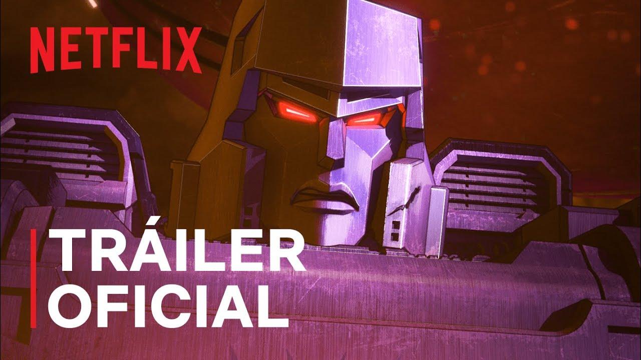 Transformers: La guerra por Cybertron - Reino | Netflix