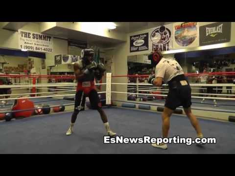 GGG Sparring Hits So Hard You Have To Wear Body Protectors When You Train With Him!!!!