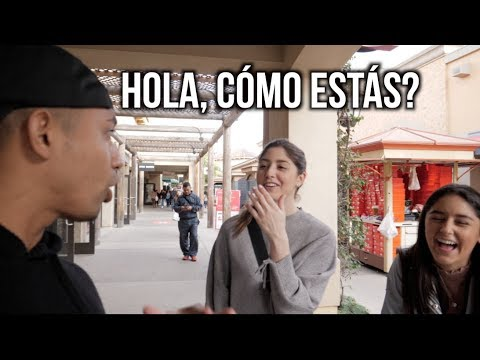 Flirting With GIRLS IN MEXICO!