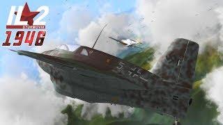 Full IL-2 1946 mission: Me-163
