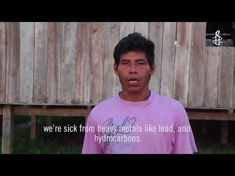 Toxic State: Health of indigenous peoples in Cuninico and Espinar
