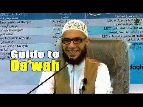 Guide to Da'wah - Abu Mussab Wajdi Akkari
