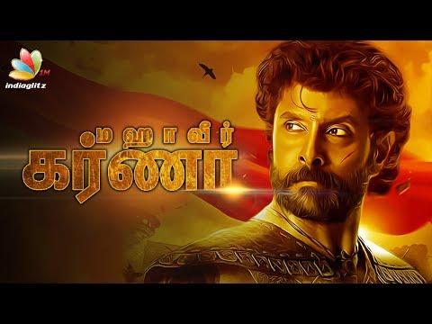 Vikram's movie to be released in 32 languages   Mahaveer Karna