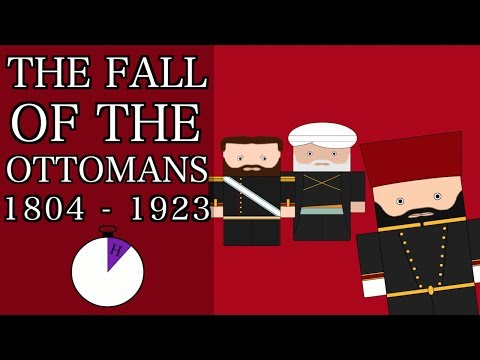 Ten Minute History - The Fall of the Ottoman Empire and the Birth of the Balkans (Short Documentary)