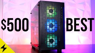 Your Next $500 Budget Gaming/Streaming/Editing PC for 2019!