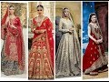 Latest Top Designer's Bridal Dresses For Bridals || Trendy Fashion