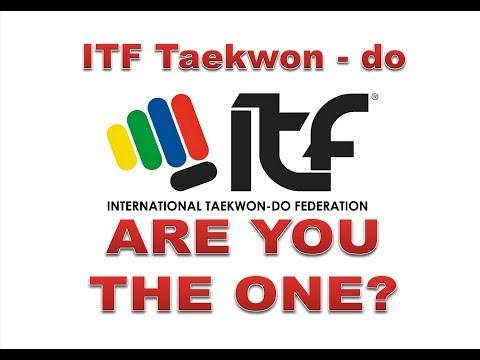 itf taekwon do   are you the one v3