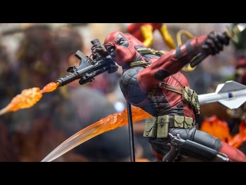Sideshow Collectibles Toy Tour at Comic-Con 2016