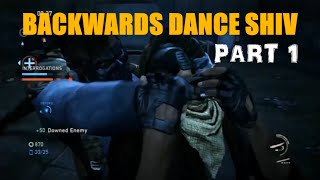 The Backwards Dance Shiv #1 - The Last of Us: Remastered Multiplayer