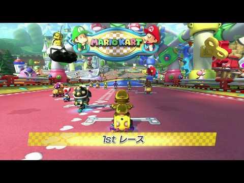 【マリオカート8DX】GzK内戦1