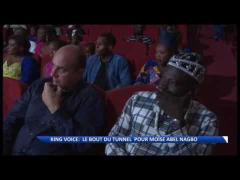 Concours King Voice : Moïse Abel Nagbo sacré vainqueur