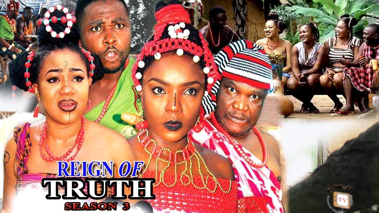 Download Reign Of Truth Season 3 - Chioma Chukwuka Akpotha 2017 Newest   Latest Nigerian Nollywood Movie 2017
