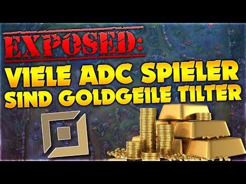 Viele ADC`S sind Goldgeile Tilter! Exposed [League of Legends] [Deutsch / German] thumbnail