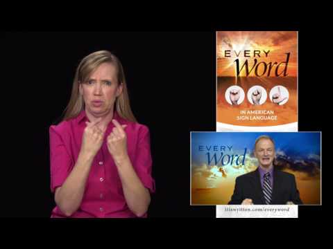 Cognitive Dissonance (ASL)
