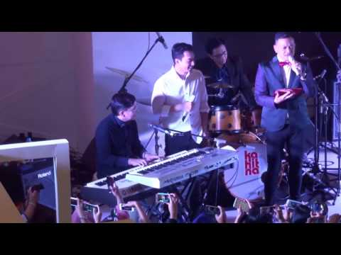 Yovie Widianto ft.Hedi & Mario Kahitna ~ New Song Challenge