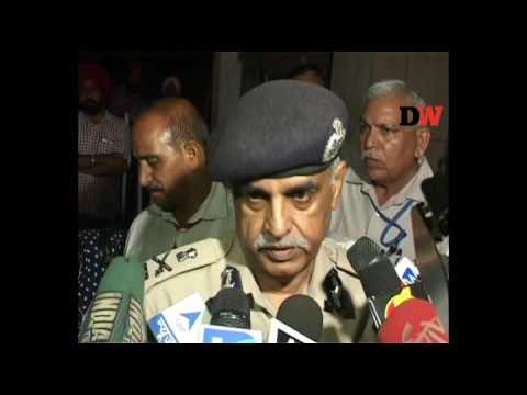 Punjab DGP on security situation in border districts
