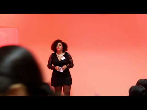 How I overcame discrimination | Yakari Gabriel | TEDxOranjestadWomen