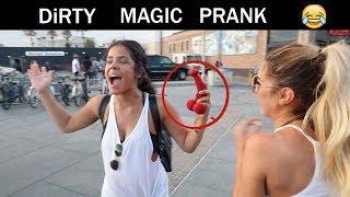 Dirty mind Magic Trick😱 -Julien Magic