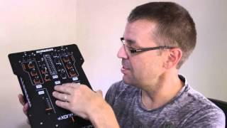 Allen & Heath Xone:23C DJ Mixer Talkthrough