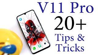 Vivo V11 Pro 20+ Tips and Tricks