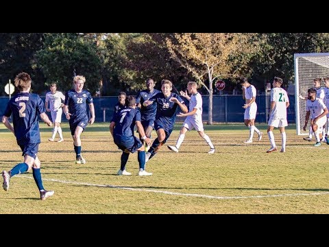 UC Davis Men's Soccer Defeats Sac State To Clinch Big West Title! 2019-11-2