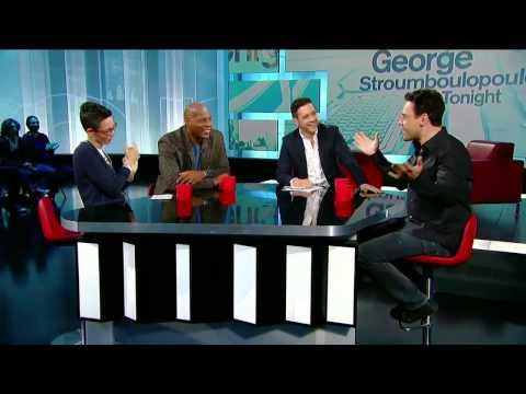The Panel: Alonzo Bodden, Orny Adams and Elvira Kurt on GST (11/18/13)
