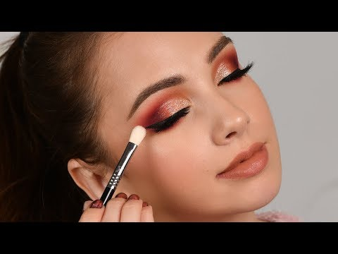 FULL GLAM Makeup Tutorial using some of my favorite products thumbnail