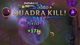 62 second Teemo kill - Doom Bots II: The Gauntlet Level 100