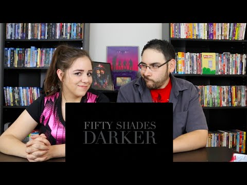 Fifty Shades Darker - Official Trailer Reaction