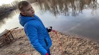 Моя первая Магнитная рыбалка