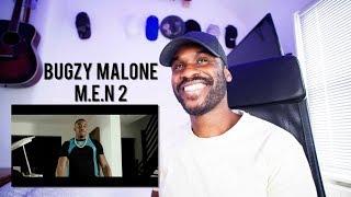 Bugzy Malone - M.E.N 2 [Reaction] | LeeToTheVI