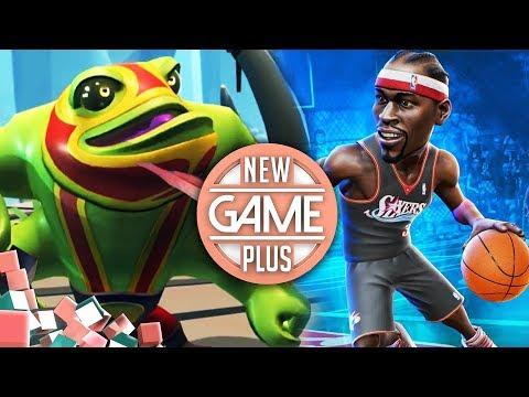 Brawlout-Beta, NBA Playground & Project Scorpio | New Game Plus #37