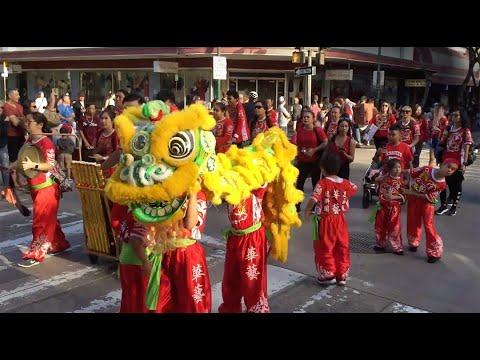 Honolulu Chinatown Parade 2019