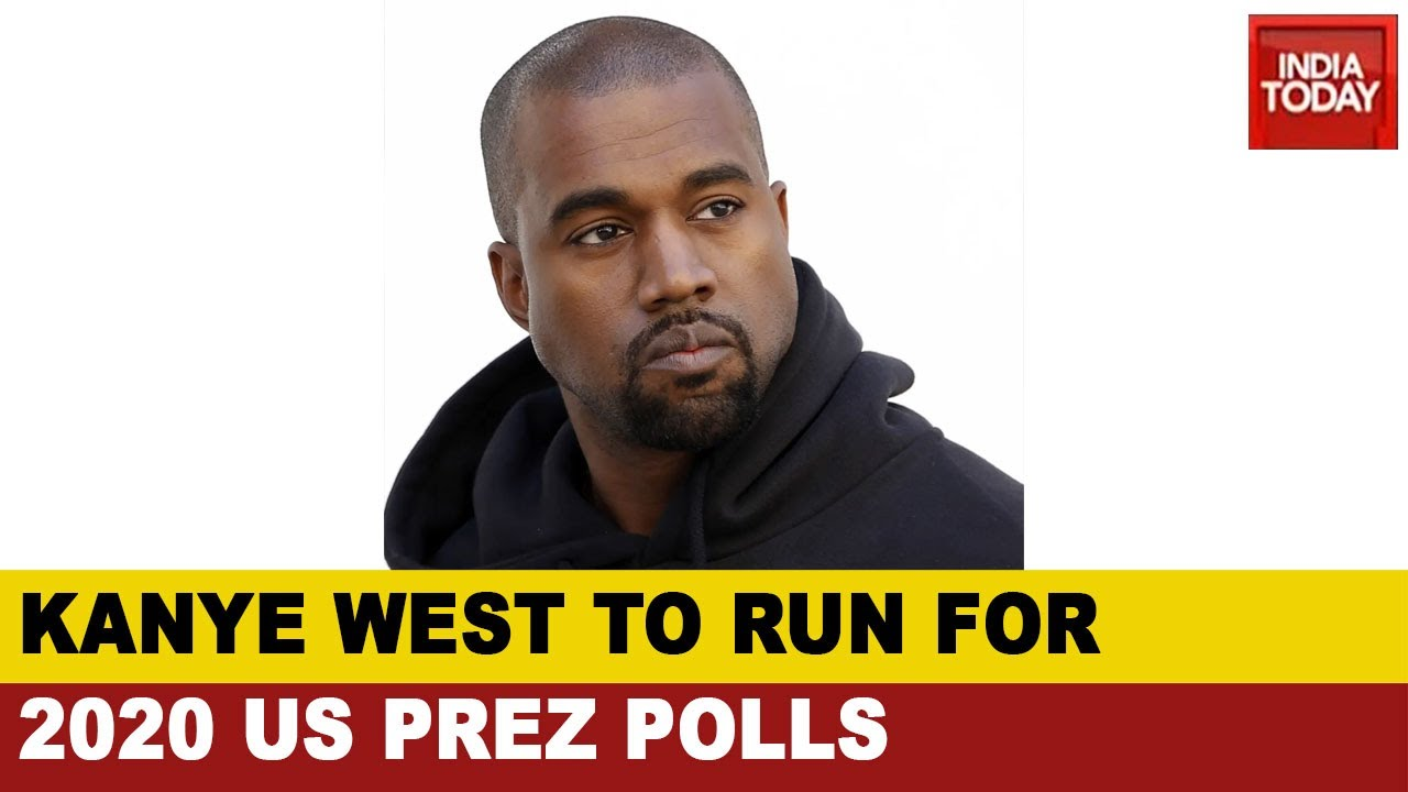 US Prez Polls 2020: American Rapper Kaye West Announces To Run For US Presidential Polls