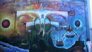 Murales de La Universidad Autónoma de Nayarit