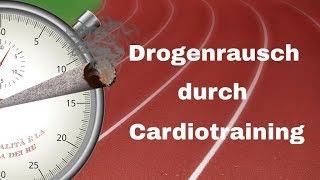 Drogenrausch durch Cardio - Runners High