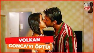 Volkan ve Gonca Öpüştü! ♥ - Afili Aşk 11. Bölüm