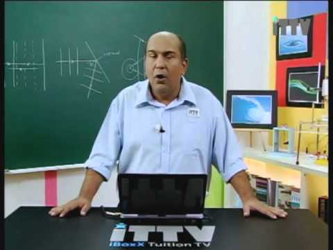 iTTV SPM Form 5 Physics Chapter 1 Wave (The Ripple Tank) - Tuition/Lesson/Exam/Tips