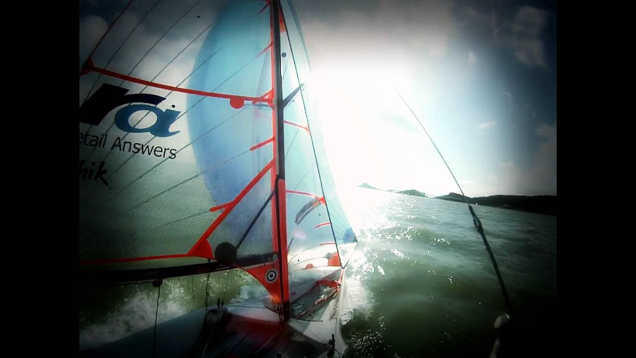 29er Sailing with GoPro Hero 5 - YouTube