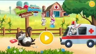 Farm Animals Hospital Doctor 3 - Fun Animals Care Kids Game