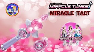 MIRACLE TUNES: LO SCETTRO MIRACLE TACT