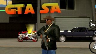 Video diferente gta SA no canal